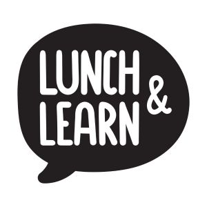 Lunch and Learn Word Bubble